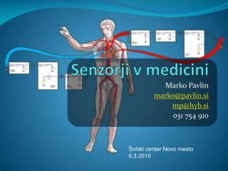 Senzorji v medicini