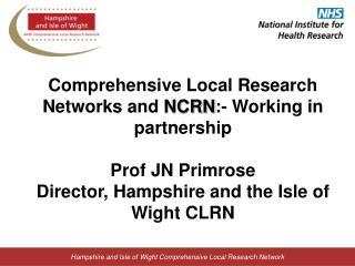 CLRN aims