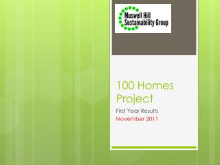 100 Homes Project