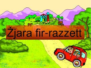 Żjara fir-razzett