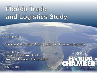 Florida Trade and Logistics Study