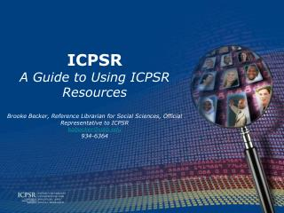 What is ICPSR?