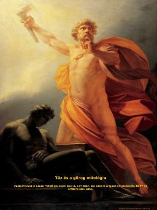 Tűz és a görög mitológia