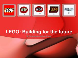 LEGO: Building for the future