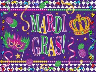 Mardi Gras means