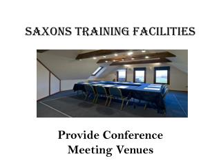 Conference Meeting Venues