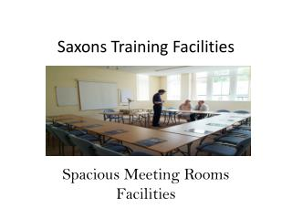 Spacious Meeting Rooms Facilities
