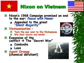 Nixon on Vietnam
