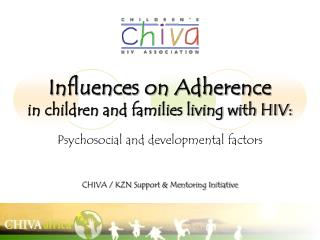 CHIVA / KZN Support & Mentoring Initiative