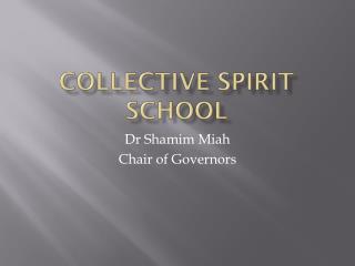 Collective Spirit School