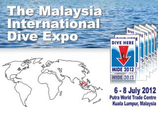 The Malaysia International Dive Expo