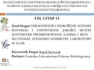 CEL 3 ETAP 14