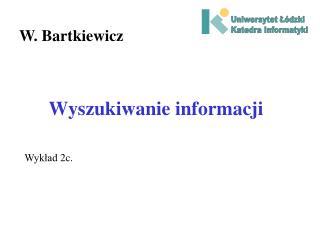 Wyszukiwanie informacji