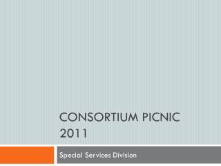 Consortium Picnic 2011