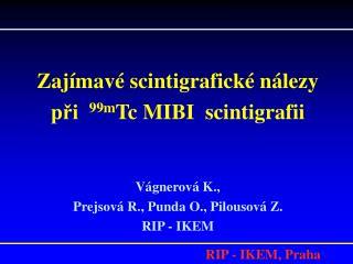 RIP - IKEM, Praha