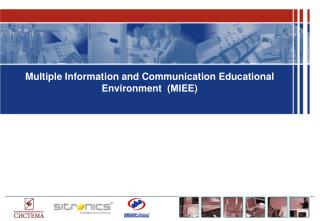 Multiple Information and Communication Educational Environment  ( М IEE)