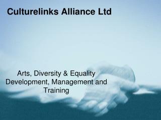 Culturelinks Alliance Ltd