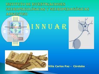 Instituto de Investigaciones Neuropsicológicas y Neuropedagógicas Argentino