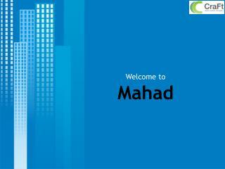 Welcome to Mahad