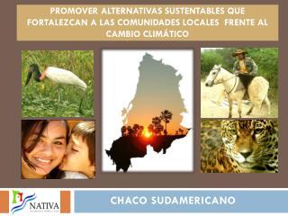 CHACO SUDAMERICANO
