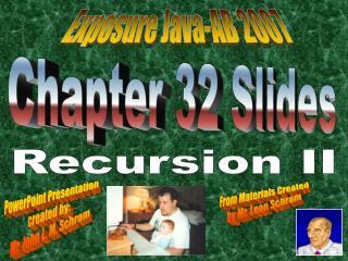 Chapter 32 Slides