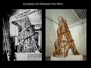 European Art Between the Wars