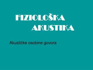 FIZIOLOŠKA