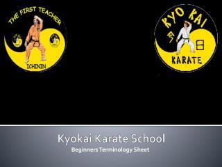 Kyokai Karate School