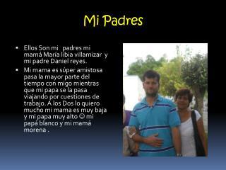 Mi Padres