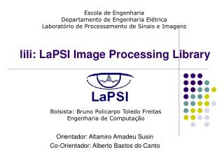 lili: LaPSI Image Processing Library