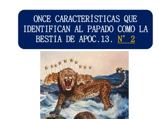 La  bestia recibirá su poder,  su trono , y  gran autoridad  del dragón Apocalipsis 13:2.