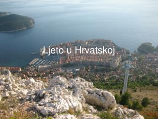 Ljeto u Hrvatskoj