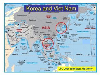 Korea and Viet Nam