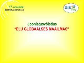 17.  november Eesti Rahvusraamatukogu