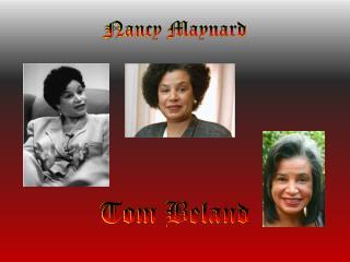 Nancy Maynard