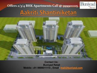 Aakriti Shantiniketan - New Residential Launch in Noida