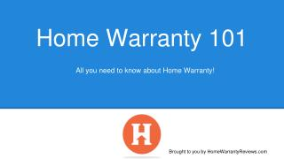 Pros and cons of Home warranty service