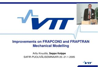 Improvements on FRAPCON3 and FRAPTRAN Mechanical Modelling