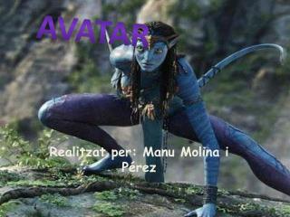 Realitzat per:  Manu Molina i Pérez