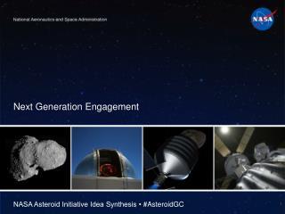 Next Generation Engagement