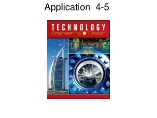 Application� 4-5