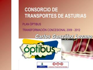 CONSORCIO DE TRANSPORTES DE ASTURIAS