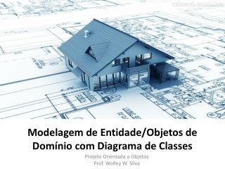 Modelagem de Entidade/Objetos de Domínio com Diagrama de Classes