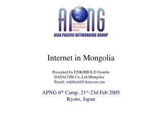 Internet in Mongolia