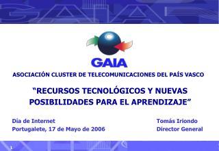 Día de Internet Portugalete, 17 de Mayo de 2006