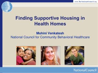 Finding Supportive Housing in Health Homes