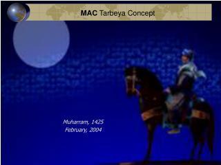 Muharram, 1425 February, 2004