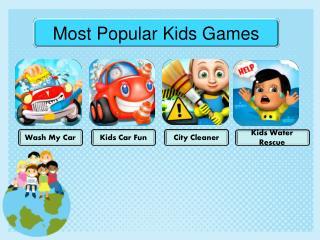 Most Popular Kids Games