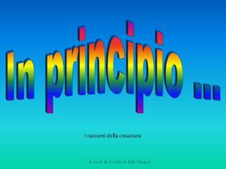 a cura di Cristina Dell'Acqua