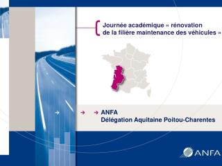Journée académique «rénovation  de la filière maintenance des véhicules»
